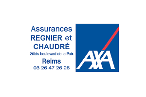 Stade de Reims Natation - Partenaires - AXA Reims